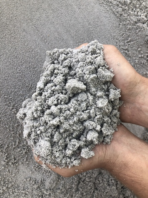 Bedding & Pipe Sand