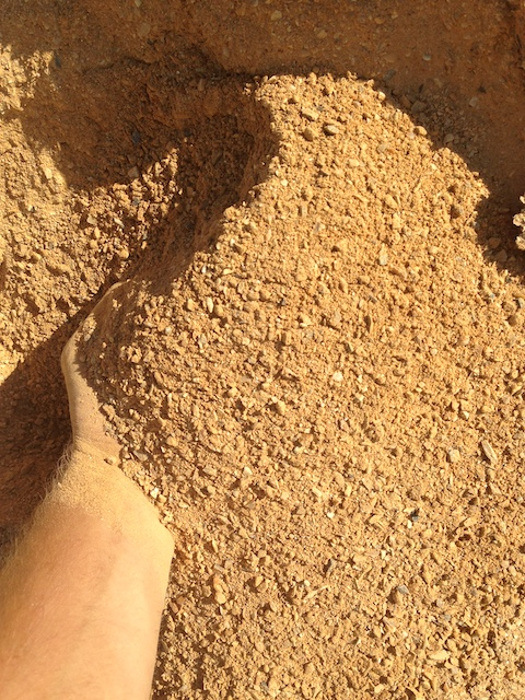 Crusher Dust Brown