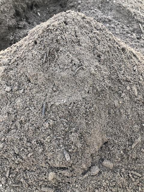 Trade Garden Soil pile